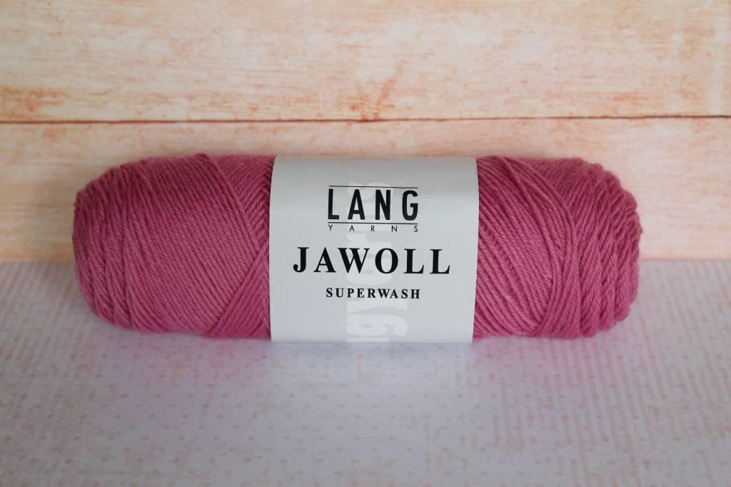 LangYarns JAWOLL Superwash 119 Roze