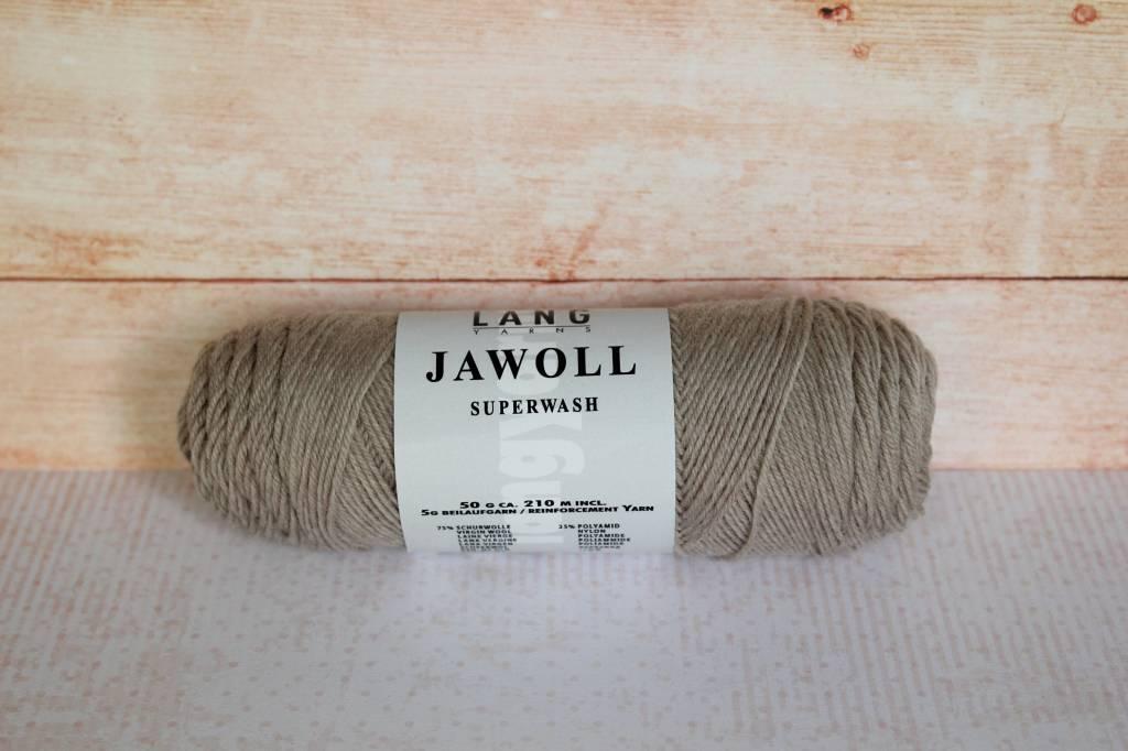 LangYarns JAWOLL Superwash 022 Taupe