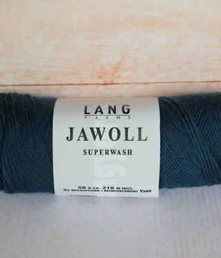 LangYarns JAWOLL Superwash 288 Donker Petrol