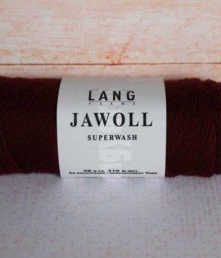 LangYarns JAWOLL Superwash 084 Bordeaux