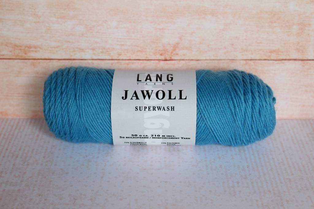 LangYarns JAWOLL Superwash 110 Zeeblauw