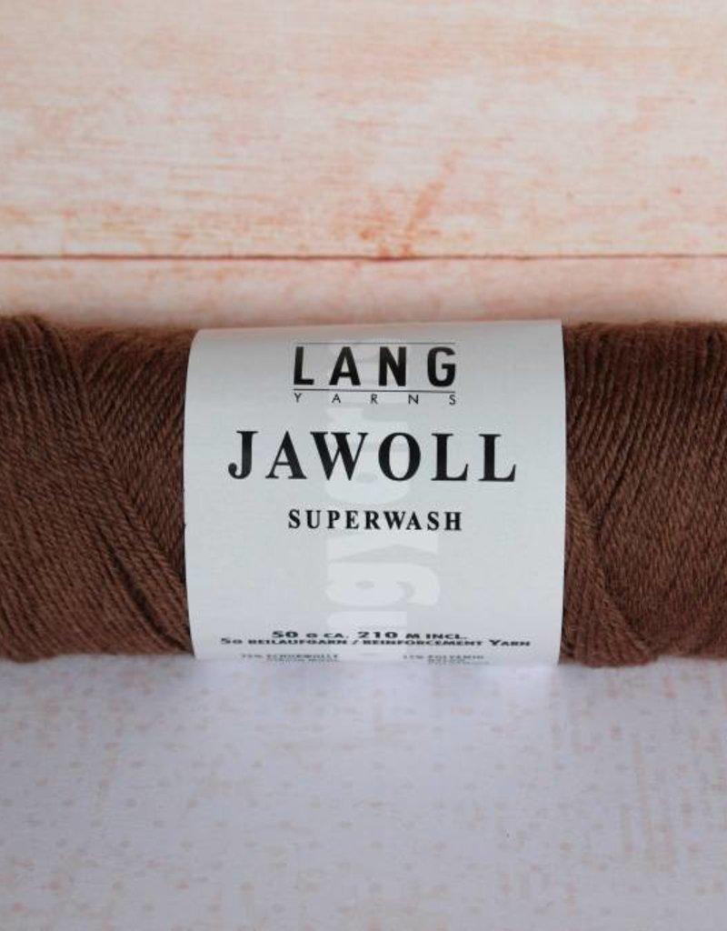 LangYarns JAWOLL Superwash 095 Bruin