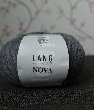 LangYarns NOVA - 033 Blauw Grijs