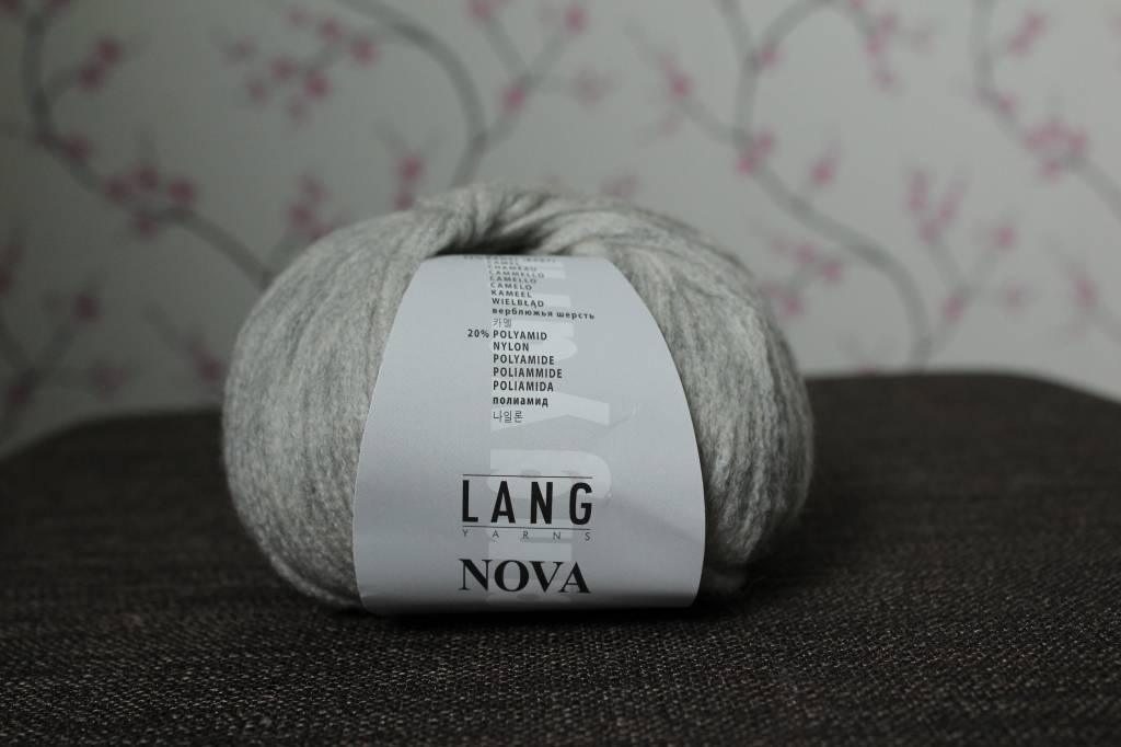 LangYarns NOVA - 003 Licht Grijs
