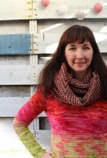 Ineke Rauwerda Designs Waving Lines Sjaal
