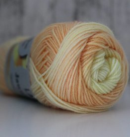 LangYarns JAWOLL Twin 00 Geel Degradé