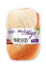 Woolly Hugs Year Sockyarn - 009 September