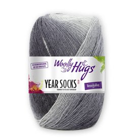 Woolly Hugs Year Sockyarn - 012 December