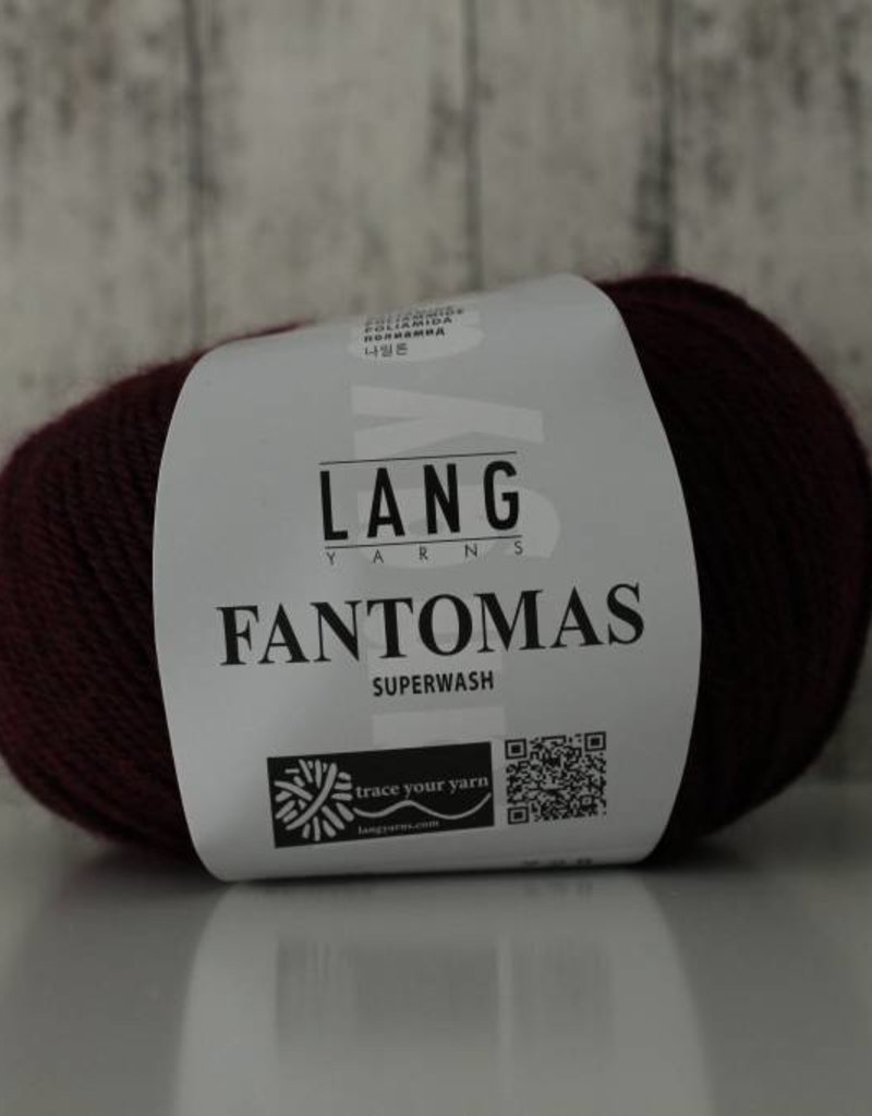 LangYarns Fantomas 264 Aubergine