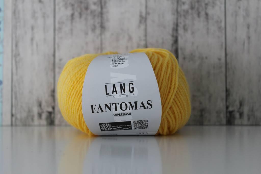 LangYarns Fantomas 043 Zonnebloemgeel