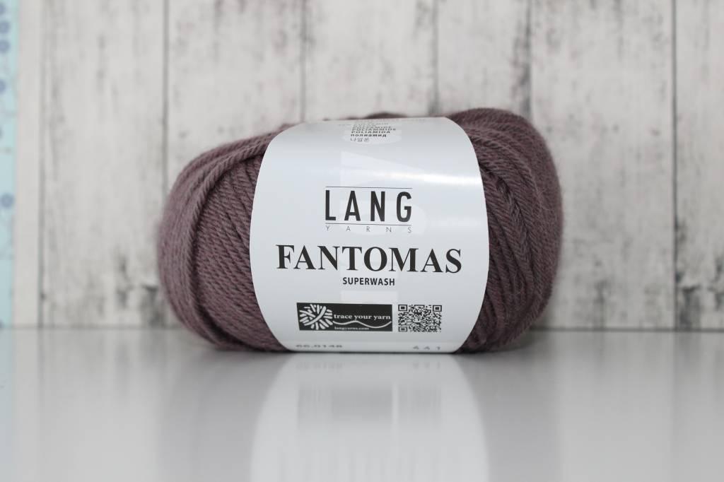 LangYarns Fantomas 148 Mauve