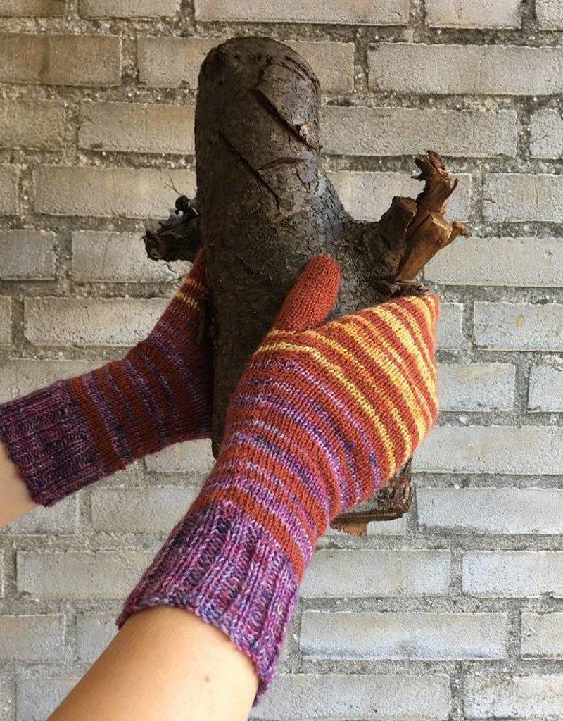 Bianca Boonstra Designs Los patroon: I've got Stripes wanten