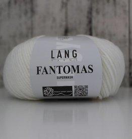 LangYarns Fantomas 001 Wit
