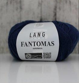 LangYarns Fantomas 033 Donker Blauw