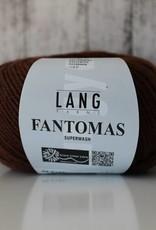 LangYarns Fantomas 196 Chocolade Bruin