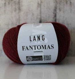 LangYarns Fantomas 364 Kastanjebruin
