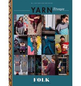 Scheepjeswol Yarn Book-a-zine Issue 6
