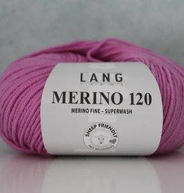 LangYarns Merino 120 - 019 Lila