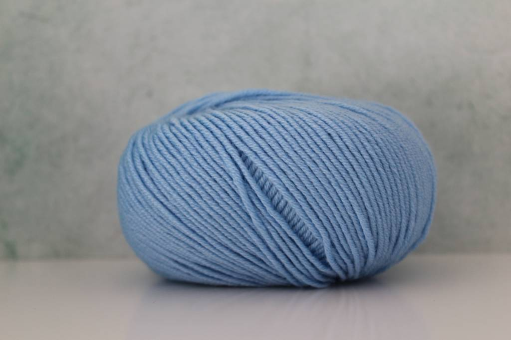 LangYarns Merino 120 - 020 Bluebell