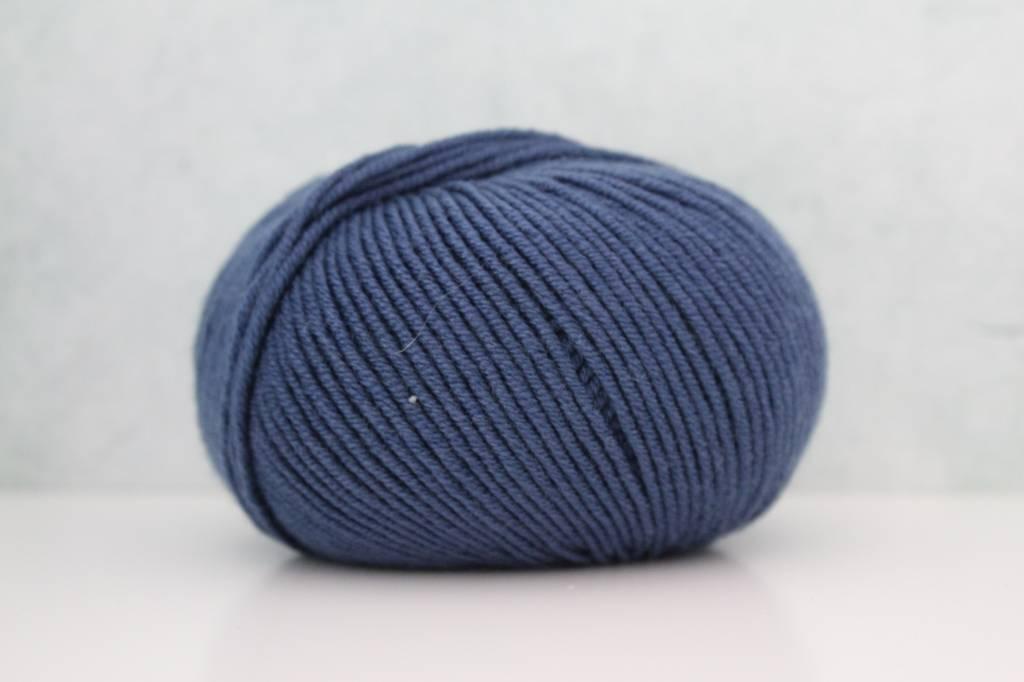 LangYarns Merino 120 - 034 Donker Grijsblauw