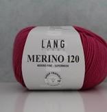 LangYarns Merino 120 - 085 Framboos