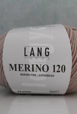LangYarns Merino 120 - 096 Zand