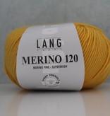 LangYarns Merino 120 - 149 Goudgeel