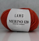 LangYarns Merino 120 - 159 Briljantoranje