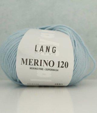 LangYarns Merino 120 - 173 Pastelblauw