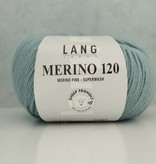 LangYarns Merino 120 - 174 Licht Turkoois