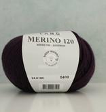 LangYarns Merino 120 - 180 Purperviolet