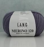LangYarns Merino 120 - 207 Roodlila