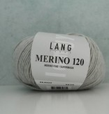 LangYarns Merino 120 - 223 Lichtgrijs