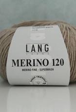 LangYarns Merino 120 - 226 Taupe