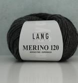 LangYarns Merino 120 - 270 Bazaltgrijs