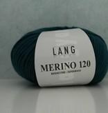 LangYarns Merino 120 - 288 Petrol