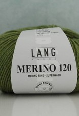 LangYarns Merino 120 - 297 Grasgroen