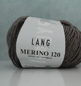 LangYarns Merino 120 - 326 Bleekbruin
