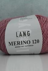 LangYarns Merino 120 - 348 Oudroze