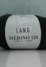 LangYarns Merino 120 - 398 Dennengroen