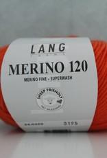 LangYarns Merino 120 - 459 Oranje