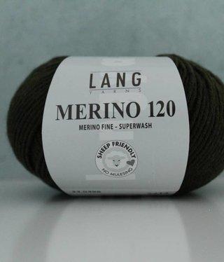 LangYarns Merino 120 - 498 Flessengroen
