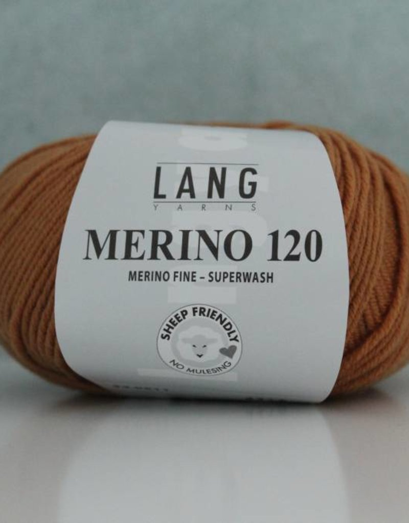 LangYarns Merino 120 - 511 Kameel