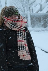 Kristel Heijndijk Designs Classy Crochet Checkered Shawl - los patroon