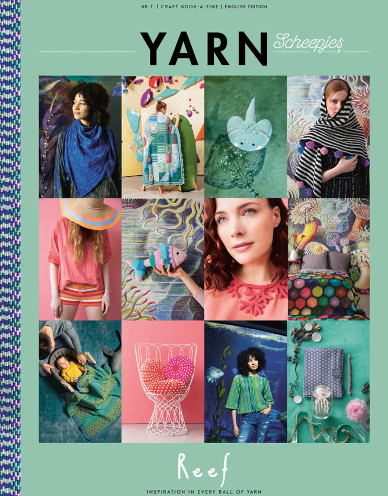 Scheepjeswol Yarn Book-a-zine Issue 7: Reef