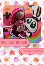 Amilishly Designs Haakpatroon AMILISHLY Amigurumi - Valentijnsfee Phoebe