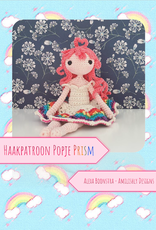 Amilishly Designs Haakpatroon AMILISHLY Amigurumi - Regenboogpop Prism