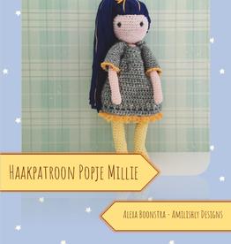 Amilishly Designs Haakpatroon AMILISHLY Amigurumi - Popje Millie