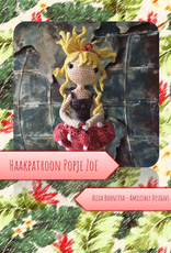 Amilishly Designs Haakpatroon AMILISHLY Amigurumi - Bosfee Zoë