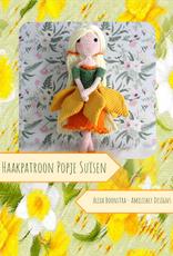 Amilishly Designs Haakpatroon AMILISHLY Amigurumi - Narcismeisje Suïsen